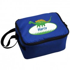 Hampers and Gifts to the UK - Send the Personalised Dinosaur Lunch Bag
