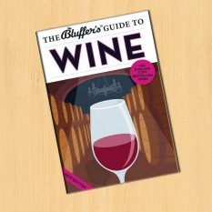 Bluffers Guide To Wine Book
