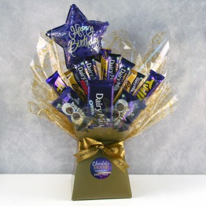 Hampers and Gifts to the UK - Send the Chocolate Bouquets