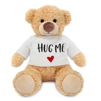 Hug Me Teddy +£12.95