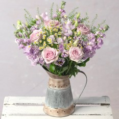 Hampers and Gifts to the UK - Send the Country Meadow Bouquet