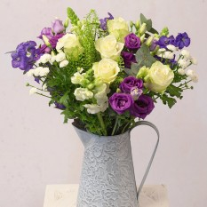 Hampers and Gifts to the UK - Send the Summer Valley Flowers