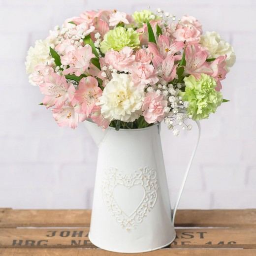 Hampers and Gifts to the UK - Send the Sweet Sorbet Flowers