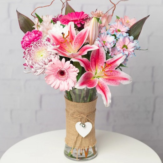 Hampers and Gifts to the UK - Send the Unicorn Bliss Bouquet