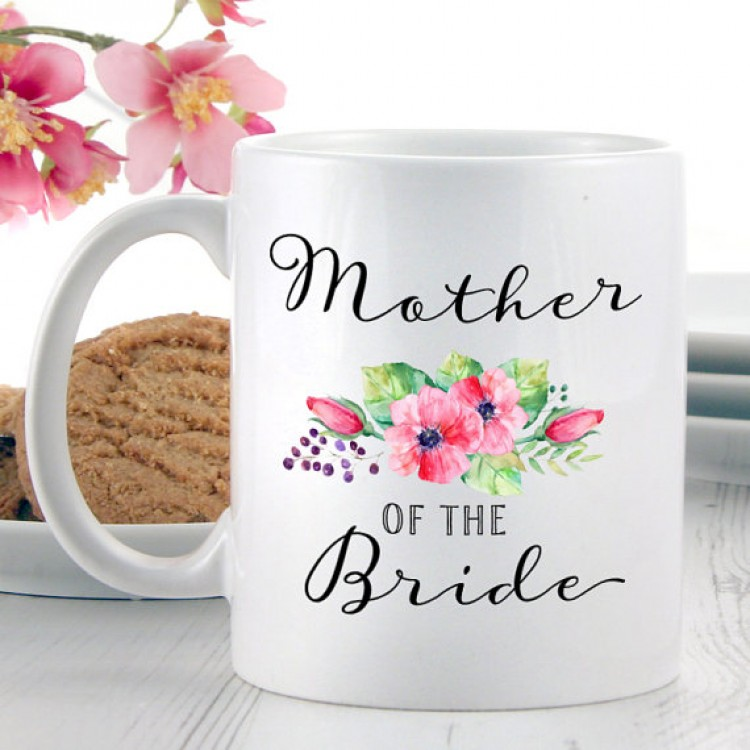 Wedding Gifts For Mother Of The Bride Uk : Home Wedding Gifts Mother of the Bride Mother of the Bride Mug