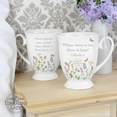 Hampers and Gifts to the UK - Send the Country Diary Personalised Mug