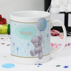 Hampers and Gifts to the UK - Send the Personalised Me to You Any Age Birthday Mug