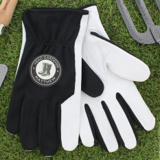 Hampers and Gifts to the UK - Send the Personalised Head Gardener Gloves