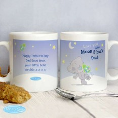 Hampers and Gifts to the UK - Send the Tatty Teddy Personalised Ceramic Mug