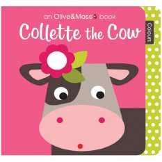 Hampers and Gifts to the UK - Send the Collette the Cow Book