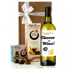 Age Only Matters If You're Cheese and Wine Gift