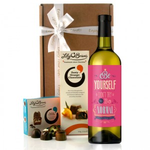 Hampers and Gifts to the UK - Send the Wine Gifts - Just Because