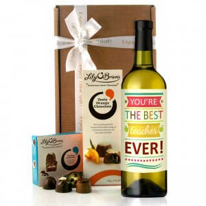 Hampers and Gifts to the UK - Send the Wine Gifts - Teacher