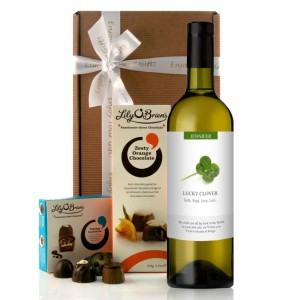 Hampers and Gifts to the UK - Send the Wine Gifts - Good Luck