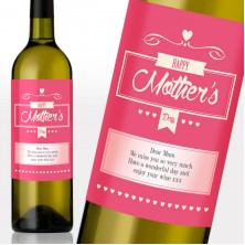 Happy Mother's Day Wine Gift