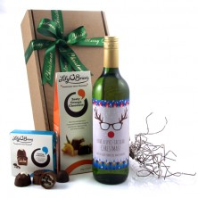 Christmas Wine Gifts - Spec-tacular Christmas