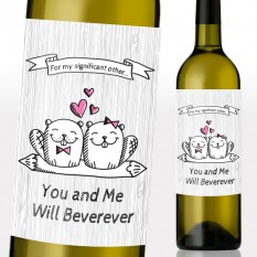 For My Significant Other Wine Gift