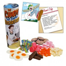 Candy Sweets Full English Breakfast