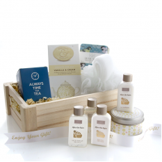 Hampers and Gifts to the UK - Send the After the Rain Spa Gift Hamper