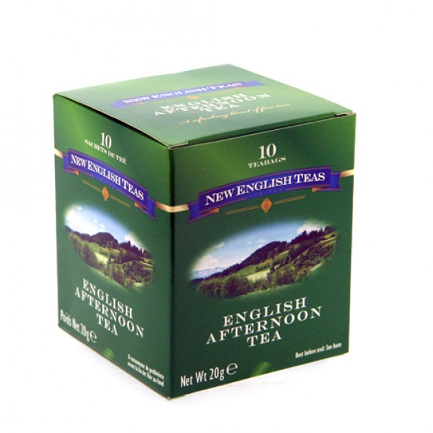 Hampers and Gifts to the UK - Send the New English Teas English Afternoon Tea