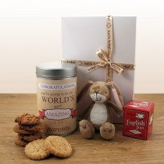 Hampers and Gifts to the UK - Send the Guess How Much I Love You Baby Gift Set