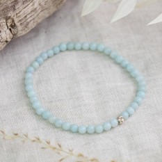 Hampers and Gifts to the UK - Send the Amazonite Bracelet