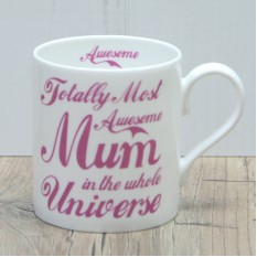 Hampers and Gifts to the UK - Send the Awesome Mum Gift Mug