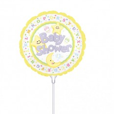 Hampers and Gifts to the UK - Send the Baby Shower Mini Balloon