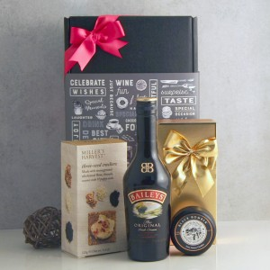 Hampers and Gifts to the UK - Send the Christmas Hampers