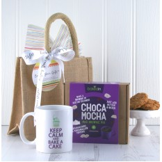 Hampers and Gifts to the UK - Send the Choca Mocha Mug Gift Set