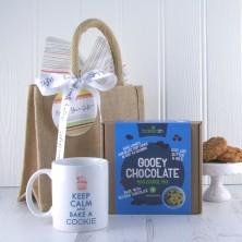 Gooey Chocolate Mug Gift Set