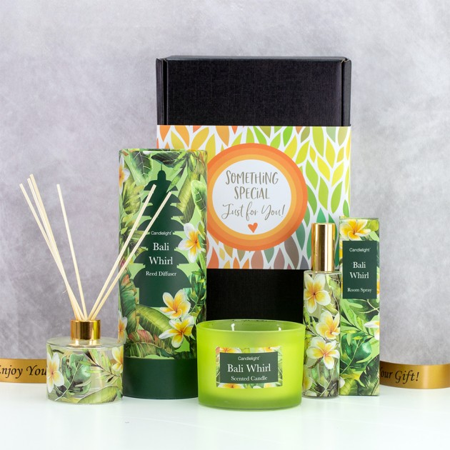 Hampers and Gifts to the UK - Send the Escape to Bali Gift Set
