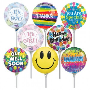 Hampers and Gifts to the UK - Send the Add On Gift - Balloons