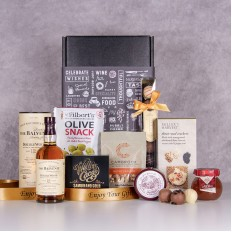 Hampers and Gifts to the UK - Send the Balvenie Whisky Gourmet Hamper