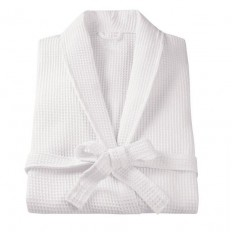 Hampers and Gifts to the UK - Send the Cotton Waffle Bath Robe