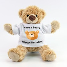 Hampers and Gifts to the UK - Send the Have a Beary Happy Birthday
