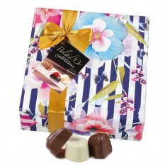 Belgid'Or Gift Wrapped Chocolate Box