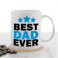 Hampers and Gifts to the UK - Send the Best Dad Ever Mug