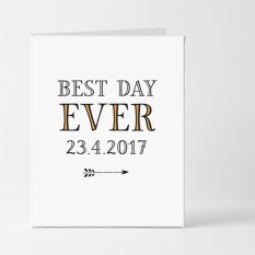 Hampers and Gifts to the UK - Send the Best Day Ever Card