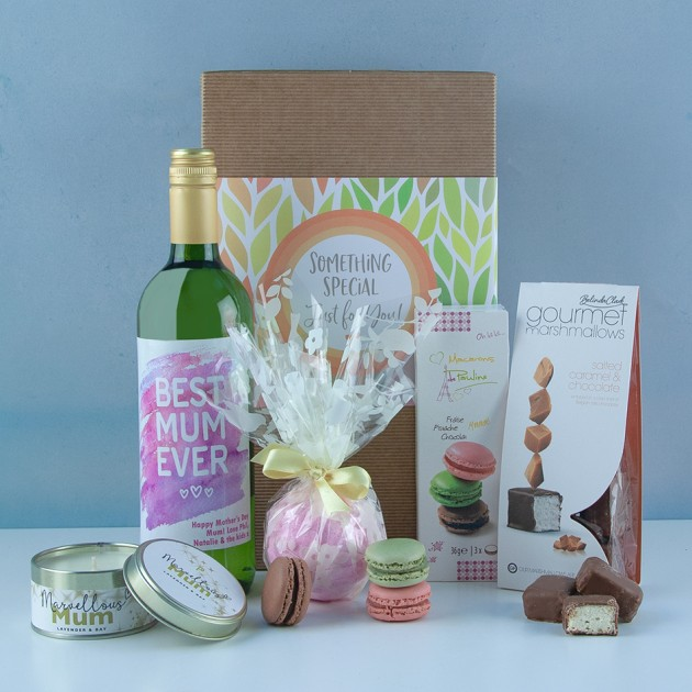 Hampers and Gifts to the UK - Send the Best Mum Ever Gourmet Delight
