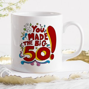 Hampers and Gifts to the UK - Send the Birthday Mugs