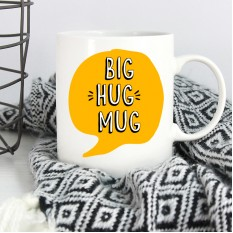Hampers and Gifts to the UK - Send the Big Hug Mug