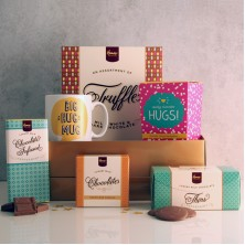 Chocolate and Hugs Indulgence Hamper