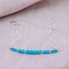 Hampers and Gifts to the UK - Send the December Birthstone Bracelet