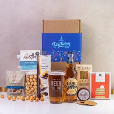 Hampers and Gifts to the UK - Send the A Champion's Birthday Celebration Hamper