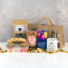 Hampers and Gifts to the UK - Send the Birthday Brew Par-Tea Time