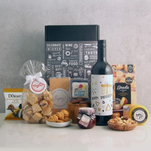 Hampers and Gifts to the UK - Send the Birthday Hampers