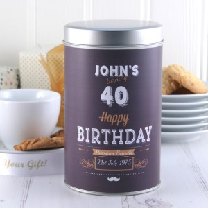 Hampers and Gifts to the UK - Send the Birthday Cookies