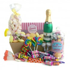 Hampers and Gifts to the UK - Send the Luxury Sweet Celebration Hamper