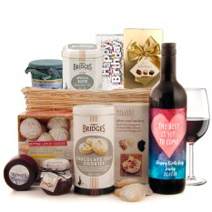 Hampers and Gifts to the UK - Send the The Best Is Yet To Come Birthday Hamper